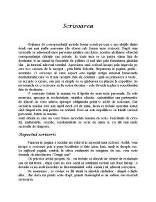 Comunicarea Scrisa - Pagina 1