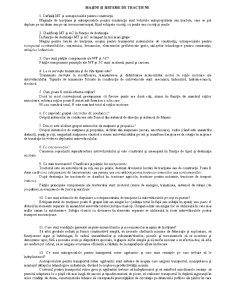 Mașini și Sisteme de Tracțiune - Pagina 1
