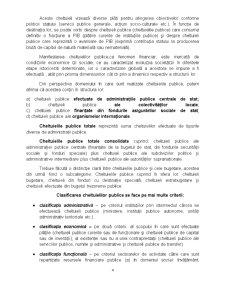 Analiza Structurii și Dinamicii Cheltuielilor Publice din Bugetul de Stat al României - Pagina 4