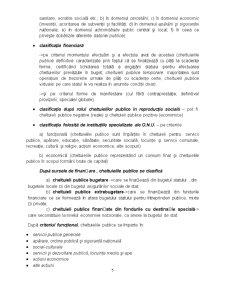 Analiza Structurii și Dinamicii Cheltuielilor Publice din Bugetul de Stat al României - Pagina 5