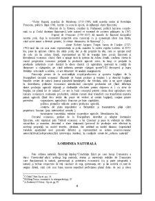 Istoria Gandirii Economice - Fiziocratia - Pagina 5