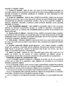 Protecția Consumatorilor în România - Pagina 3