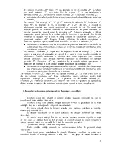Analiza Rapoartelor Consolidate - Pagina 3