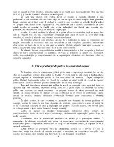 Etică și Abuz de Putere - Pagina 4