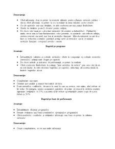 Metode si Tehnici de Planificare Finanicara in Administratia Publica - Pagina 5