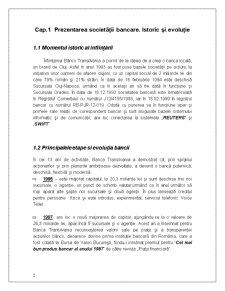 Analiza Tehnicii Operatiunilor Bancare la Banca Transilvania - Pagina 2