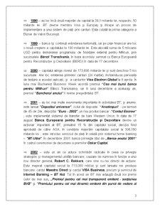 Analiza Tehnicii Operatiunilor Bancare la Banca Transilvania - Pagina 3