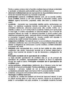 Caracteristica Operațiunilor Bancare - Pagina 3