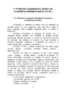 SSM Sanatatea si Secritatea in Munca - Pagina 3