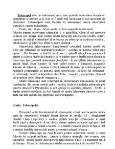 Telescoapele și Radiotelescoapele - Pagina 3