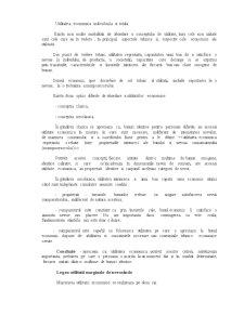 Teoria Economica - Microeconomie - Pagina 2