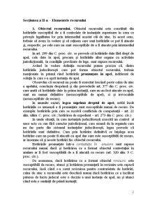 Recursul - Pagina 2