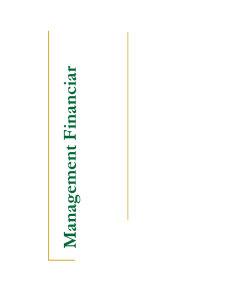 Management Financiar - Pagina 1