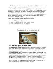 Casa Pasivă cu Cofraje Amvic - Pagina 2