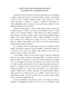 Retorică - Pagina 1