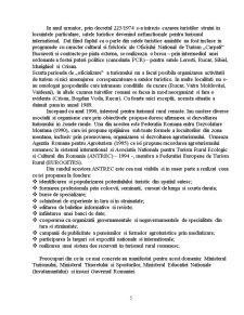 Cercetări Privind Valorificarea Durabilă a Resurselor Turistice și Agroturistice din Județul Bacău - Pagina 5