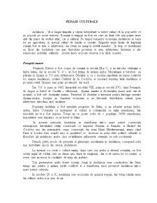 Andaluzia - Peisaje Culturale - Pagina 1