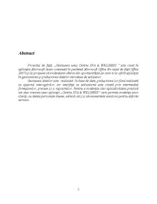 Baze de Date Micorsoft Access - Pagina 2