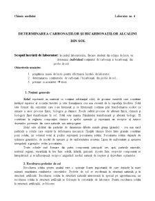 Determinarea Carbonaților și Bicarbonaților Alcalini din Sol - Pagina 3
