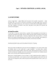Perceptia Calitatii Vietii in Mediul Rural Dragos Voda - Pagina 1