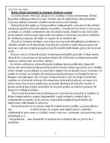 Introducerea in Teoria Generala a Dreptului - Pagina 2