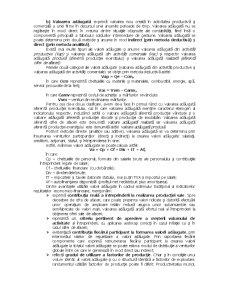 Cadrul Tradițional al Evaluării Rezultatelor Economico - Financiare ale unei Firme - Pagina 2