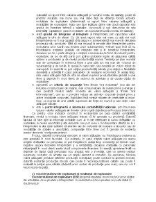 Cadrul Tradițional al Evaluării Rezultatelor Economico - Financiare ale unei Firme - Pagina 3