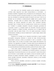 Relatiile Comertului cu Producatorii si Consumatorii - Pagina 2