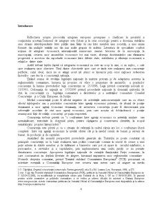 Concurenta si Ajutorul de Stat in Dreptul European - Pagina 4