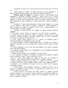 Asigurari de Persoana - Pagina 4