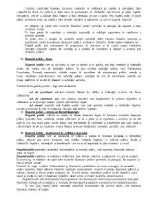 Buget și Trezorerie - Pagina 5