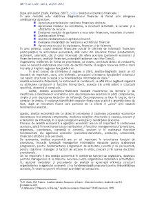 Analiza economico-financiară - Pagina 2
