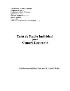 Comert Electronic - Pagina 1