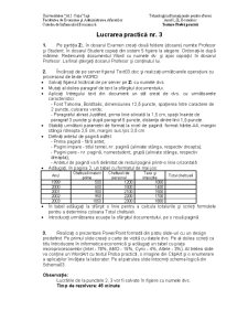 Teoria Informatiei si Codarii - Pagina 3