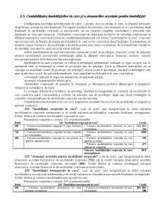 Contabilitatea Imobilizărilor în Curs și a Avansurilor Acordate pentru Imobilizări - Pagina 1