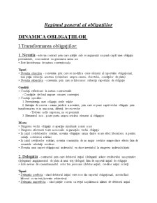Drept Civil - Obligatii - Pagina 4