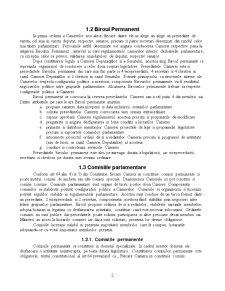 Organizarea si Functionarea Parlamentului Romaniei - Pagina 2