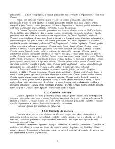 Organizarea si Functionarea Parlamentului Romaniei - Pagina 3
