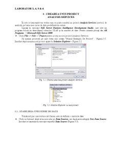 Crearea unui Proiect - Pagina 1