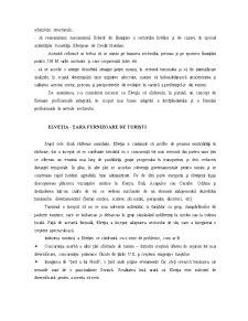 Elvetia, Rolul Turismului in Dezvoltarea Economica - Pagina 5