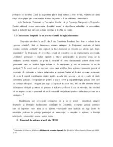 Dreptul la un Proces Echitabil - Pagina 4