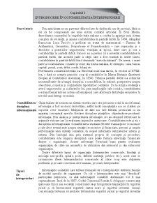 Contabilitate - Capitolul 1 - Pagina 1