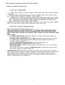 Drept Civil. Teoria Generala. Persoanele - Pagina 2