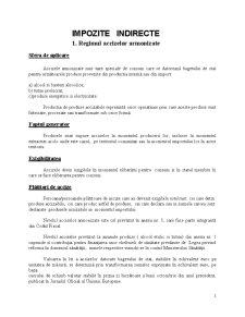 Accizele - Pagina 1