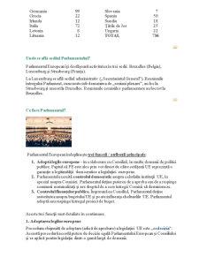 Institutiile Uniunii Europene - Pagina 2