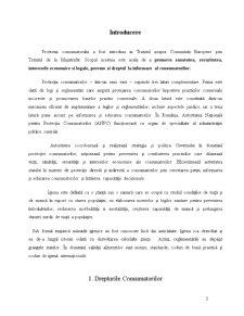 Drepturile Consumatorului si Regulile de Igienizare in Domeniul Procesarii Laptelui - Pagina 3