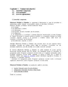 Legislatia Protectiei Mediului - Pagina 1