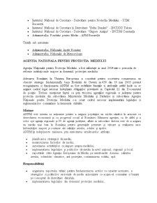 Legislatia Protectiei Mediului - Pagina 2