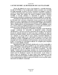 Mentenanta in Retelele de Calculatoare - Pagina 3