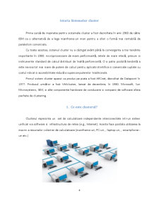 Sisteme Cluster - Pagina 4
